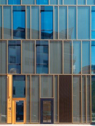 Fassade(n) Deutschlands: Köln - 007 von Daniel von Appen