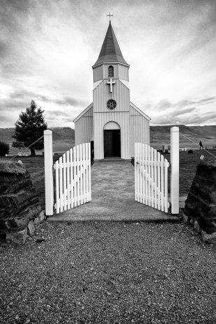 Kirche in Glaumbear von Saskia31