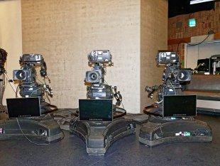 Filmkameras beim WDR von Jürgen Guhlke