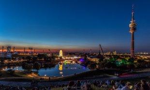 Olympiapark München von Groessi