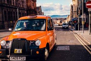 Street.Cab.Spot. von j.c.limited.art