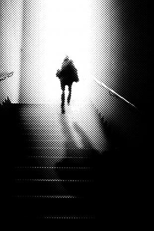 Upstairs von Gernot Schwarz