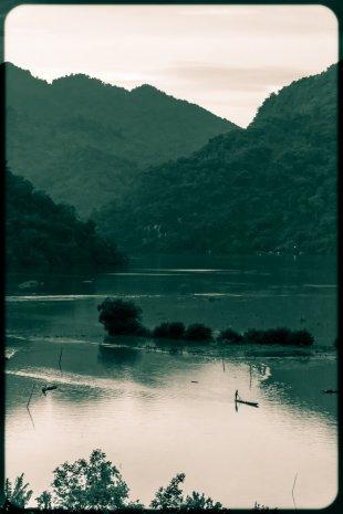 Hồ Ba Bể von David Alberts