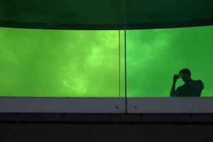 Rainbow-Panorama -2- von Dirk E.