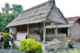 Schlafhaus, Bali 3 von RüdigerLinse