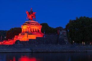 Night of Light 2020 - Deutsches Eck von christof (1)
