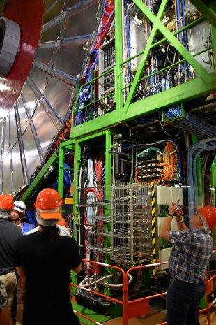 CERN Open Days - CMS von simonwaldherr