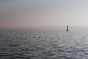 I am sailing von Riontra