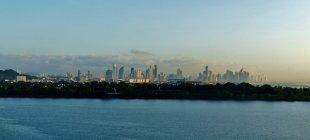 Morgenstimmung Panama-City von RüdigerLinse