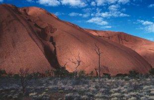 Uluru von pic