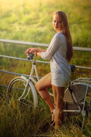 Fahrrad fahren von Radonart