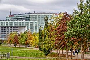Herbst in der City von HarryRS