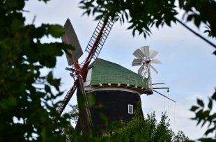 Windmühle  Stove von stbz