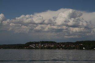 Aggregatzustände Bodenseewasser von Snapshots