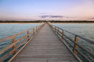 Seebrücke Prerow - Retrospektive von flössie
