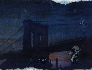 Brooklyn Bridge von mtuyb