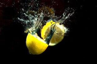 Splash! Zitrone von Der Purist