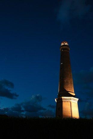 Borkum, Neuer Leuchtturm von flössie