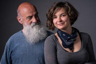 Rudi + Lisa-Marie von Samson 55
