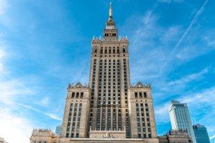 Palast der Kultur Warschau von TomRi