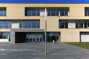 Møller Skolen_1 von Reiner von der Schlei