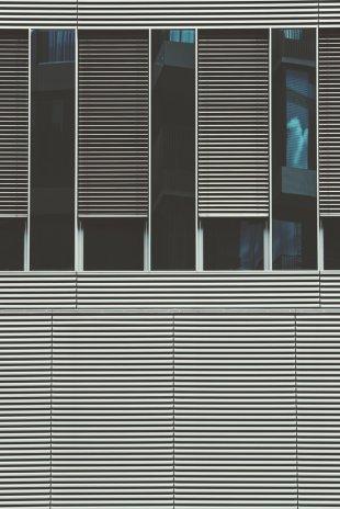 Fassade(n) Deutschlands: Köln - 001 von Daniel von Appen