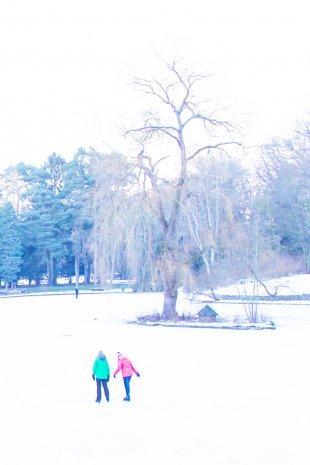 Eis(kalt) Winter von clickfux