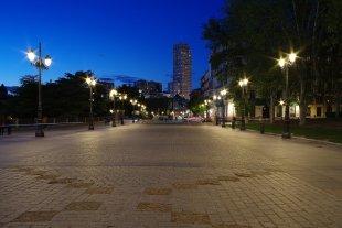 Calle de Bailén von i.k.