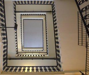 Treppenhaus II von pic
