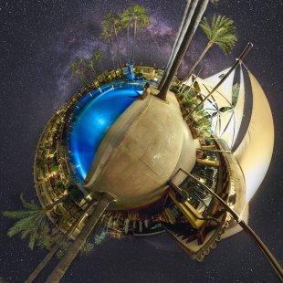 PoolPlanetGalaxy von Mario Konang - Lightrecords