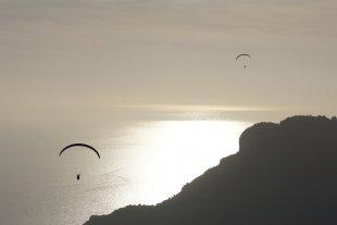 up to the horizon von Berth