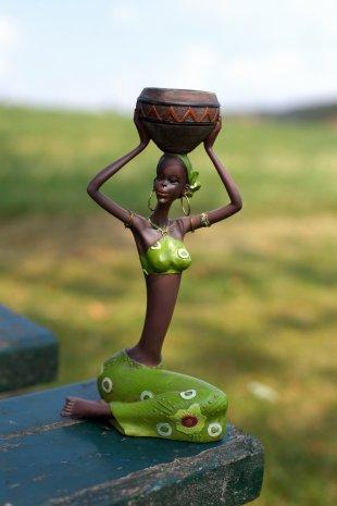 ein Mitbringsel aus Afrika von axol