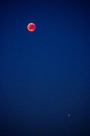 Bloodmoon & Mars von Sebastian5
