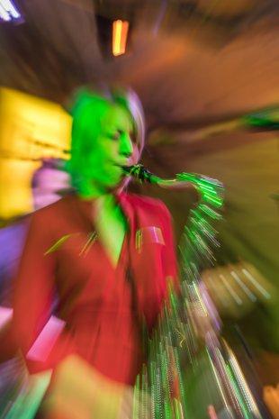 Jazz in Red von clickfux