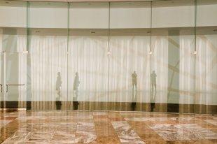 Schattenspiel im Three Word Financial Center von 107sl