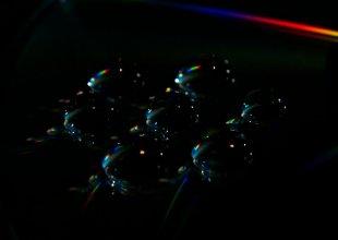 Tropfen und Spektren 1 (Q&D) von tjfranz