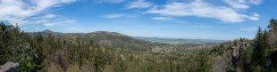 Panorama Zittauer Gebirge von Plotnik27