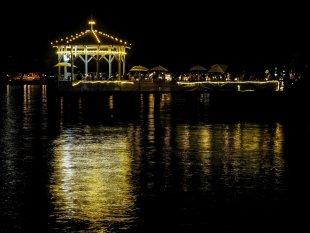Sommerabend am Seesteg von hely