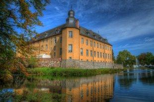 Schloss Dyck von mbottrop