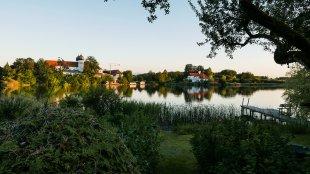 Kloster Seeon am Abend von snuecke