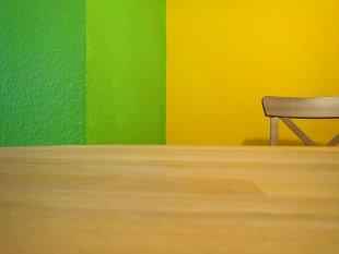 Wand und Stuhl aus  Kamerasicht von anonymous 2020
