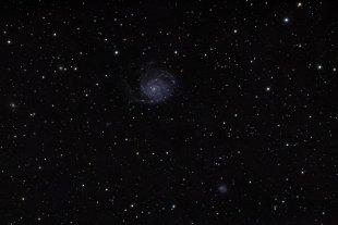 Feuerrad Galaxie M101 (NGC 5457) von .ChristiaN.