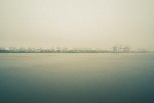Brücken im Nebel von Blende1.618