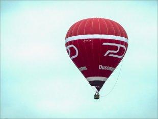 The Red PD Balloon von FMW51