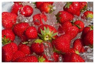 Strawberrys On Ice Forever von klausksc