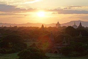 Bagan, Myanmar von Volker H.