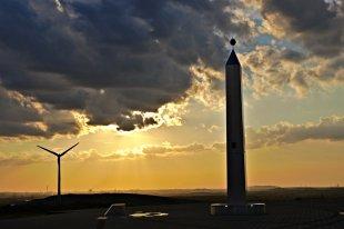 Halde Hoheward, Obelisk von wituweb