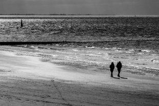 Am Strand von M.Schröder