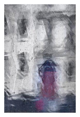 das 1/2 Fenster..... von Gerhard Mielenz