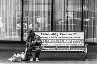 Homeless von TomRi